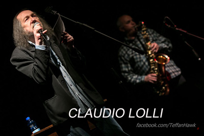 Claudio Lolli in concerto a Bordighera
